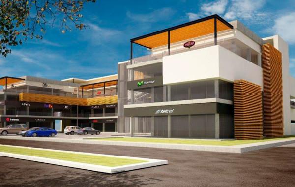Plaza comercial puerta del sol proyecta gerencia for Centro comercial la puerta del sol